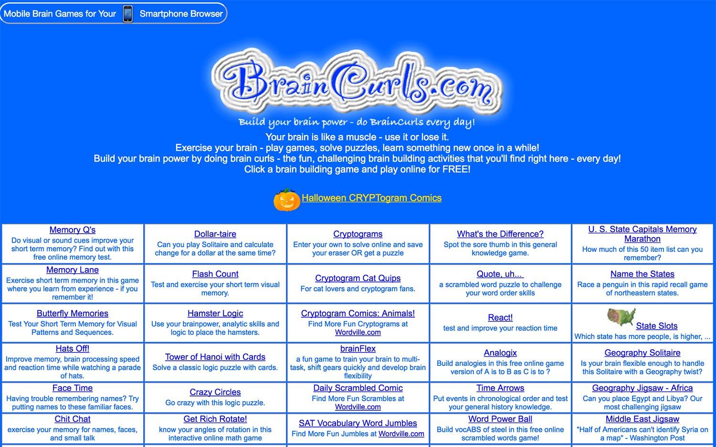 RELLOLS DE CEREBRO braincurls.com