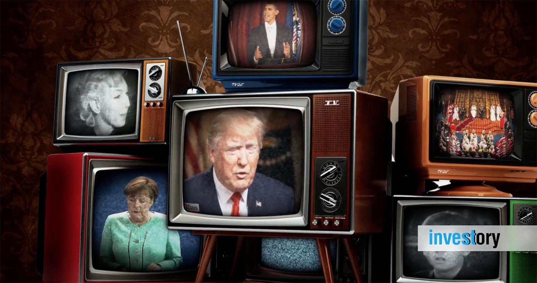 Noticias falsas Obama, Putin, Trump