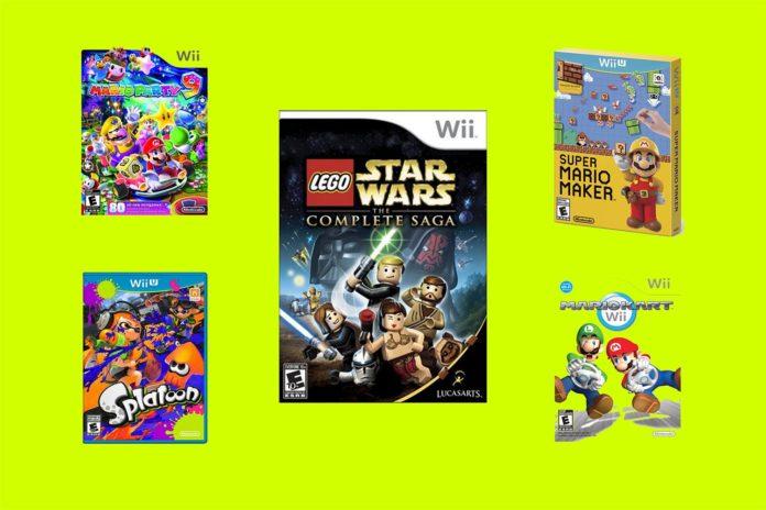 5 mejores ofertas de Nintendo Wii y Wii U (hasta un 22% de descuento): Mario Kart, Super Mario Maker, Splatoon, Mario Party 9, Lego Star Wars kolokvo