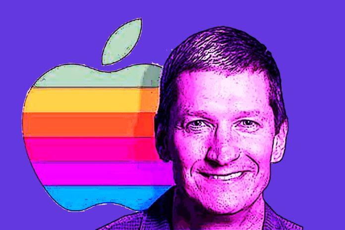 Apple comparte su información privada con el FBI? Apple y Tim Cook rechazan el apoyo gay de kolokvo de Donald Trump