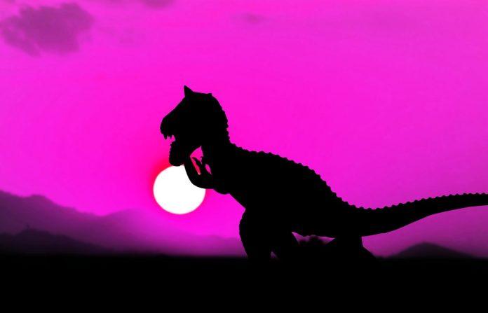 Científicos: la mayoría de los dinosaurios se masturbó pero T. Rex kolokvo