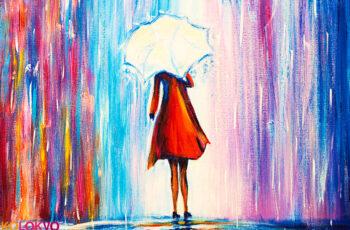 El único abrigo de lluvia que necesite