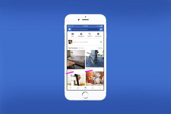 Facebook para hacer de Craigslist Obsoleta kolokvo
