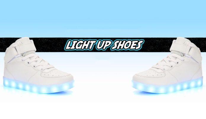 Los zapatos Light Up vuelven al estilo