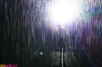 Rain Room To Storm Shanghai