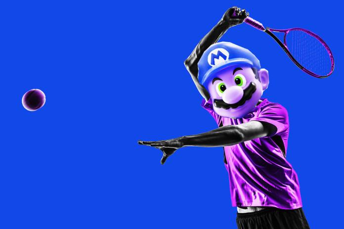 Juegos adictivos Mario Tenis - kolokvo