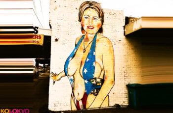 Usuarios de Instagram que compran Sexy Hillary Clinton
