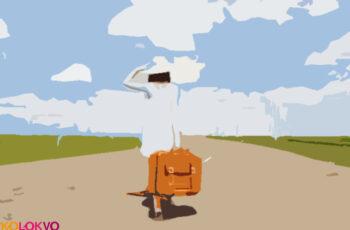 Como viajar por carretera solo