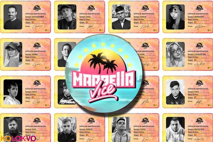Todos los participantes del Marbella Vice RolePlay